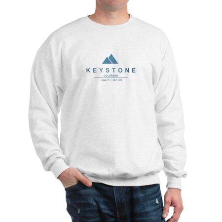 Colorado Crew Sweatshirt - CafePress - Keystone Ski Resort Colorado - Crew Neck Sweatshirt