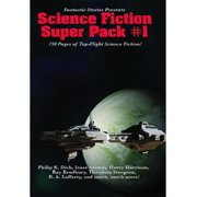 Fantastic Stories Presents: Science Fiction Super Pack #1 - eBook