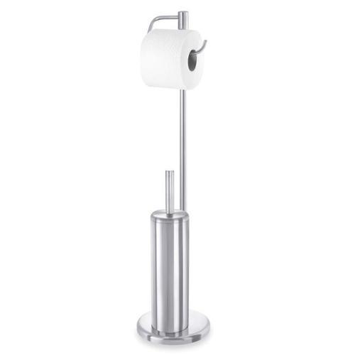 Zack 40281 FOCCIO toilet butler Stainless Steel
