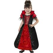 Rose Vampiress Toddler Halloween Costume