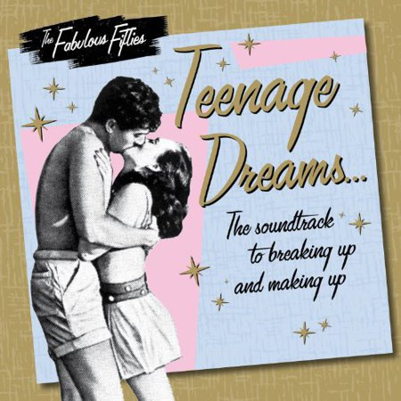Fabulous Fifties: Teenage Dreams / Various (CD)](Fifties Rock)