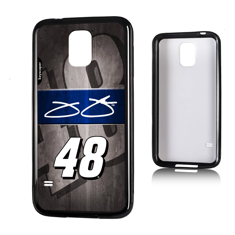 Jimmie Johnson #48 Galaxy S5 Bumper Case