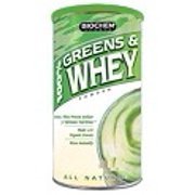 Greens & Whey Powder (Chocolate) Biochem 1.53 lb Powder