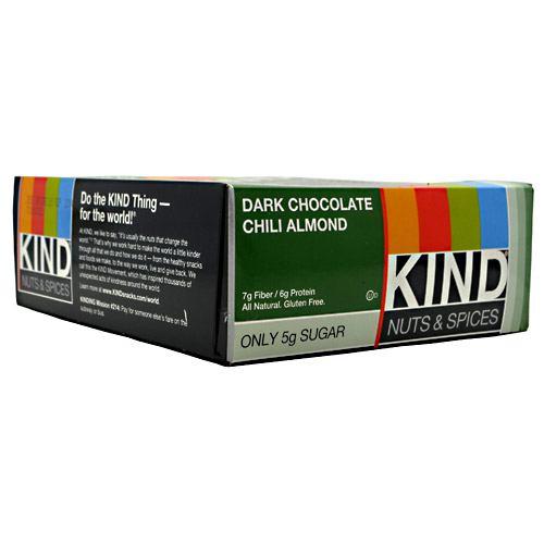 KIND Snacks Kind Nuts & Spices - Dark Chocolate Chili Alm...