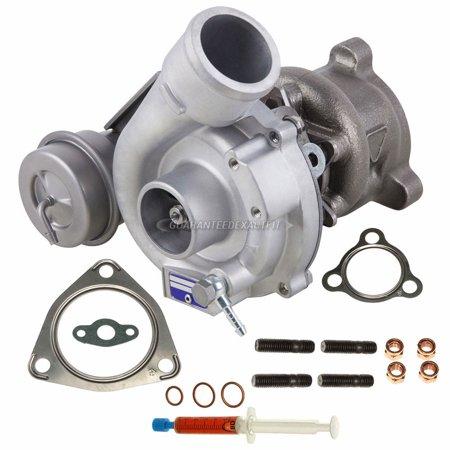 Turbo Gasket Kit (BorgWarner Turbo Kit With Turbocharger Gaskets & Studs For Audi A4 VW Passat)