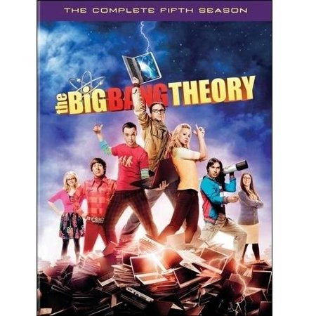 The Big Bang Theory  The Complete Fifth Season  Widescreen