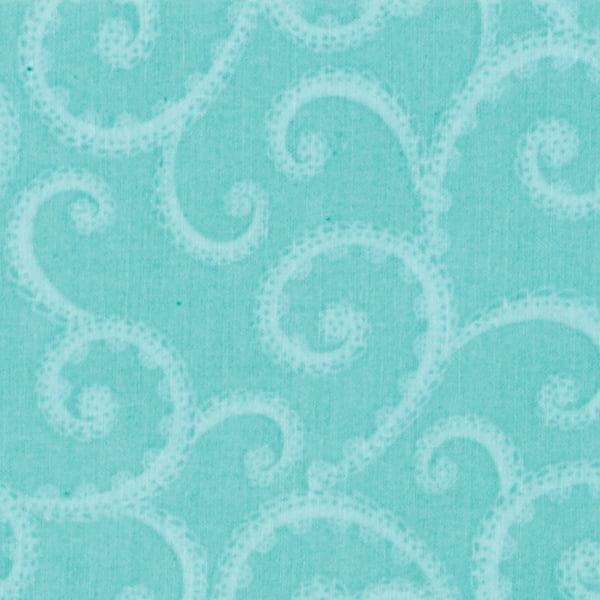 "Fabric Palette Precut 18""X21"" 1/Pkg-Punch of Paisley 1"