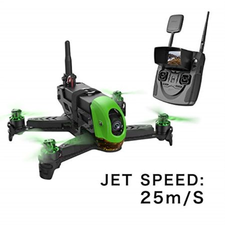 Hubsan H123D X4 Jet 4CH 5.8G RC Helicopter Micro Speed Racing FPV Drone Quadcopter with HD 720P Camera 3D Roll RTF (Rtf Rc Jet)