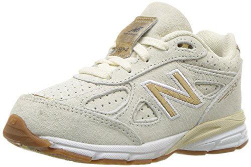 New Balance Girls' 990v4 Sneaker