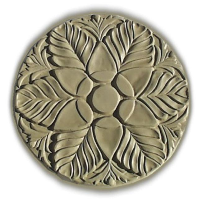GardenMolds X-BLO8003 Blossom Stepping Stone Mold- Pack of 2