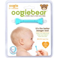 Oogiebear Baby Ear & Nose Cleaner, PVC and BPA Free