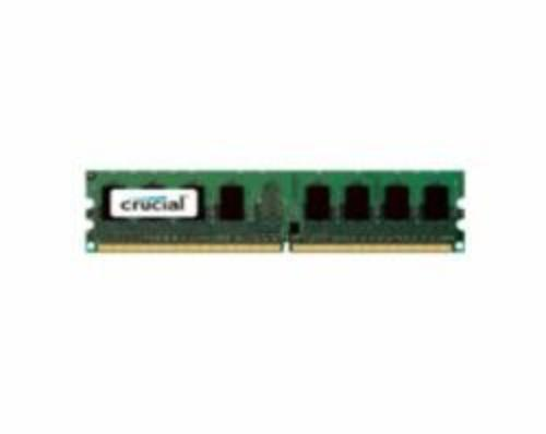 Crucial 2gb Ddr3 Pc3-12800 Unbuffered Non-ecc 1.5v 256meg X 64 - 2 Gb - Ddr3 Sdram - 1600 Mhz Ddr3-1600/pc3-12800 - 1.50 V - Non-ecc - Unbuffered - 240-pin - Dimm (ct25664ba160ba)