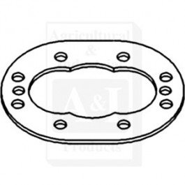 70250351 New Hydraulic Pump Gear Plate For Allis Chalmers