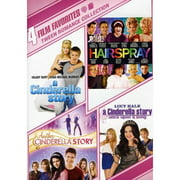 4 Film Favorites: Tween Romance (Hairspray, Cinderella Story, Cinderella Story 2, Cinderella Story: Once Upon a Song) by WARNER HOME ENTERTAINMENT