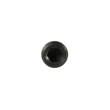 60 Pcs M4x3.5mm Alloy Steel Grade 12.9 Hex Socket Drive Dog Point Grub Screw - image 1 of 3