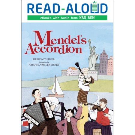 Mendel's Accordion - eBook