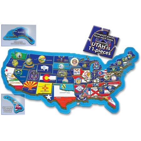 A Broader View, ABW156, 500-piece USA Puzzle, 1 Box, - Puzzles Usa
