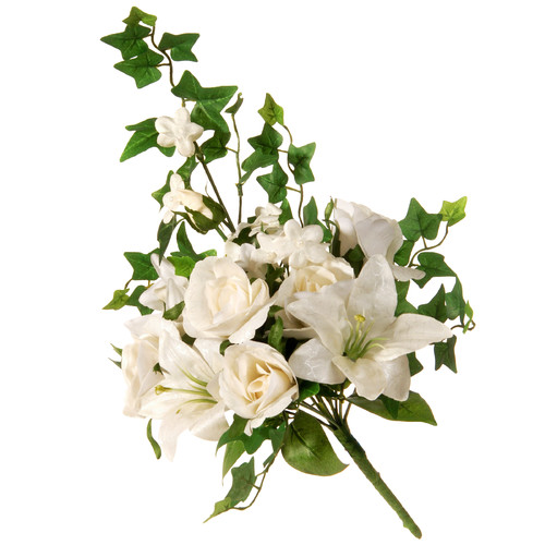 """19"""" Rose and Lily Bundle"""