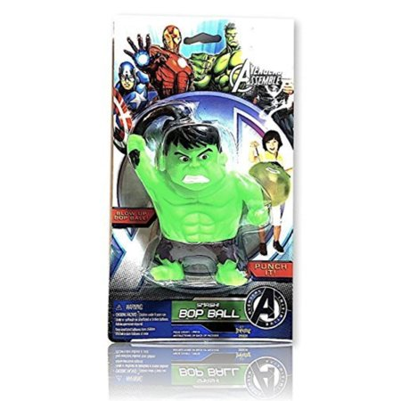 Avengers Hulk Blow Up Bop Ball](Large Blow Up Ball)