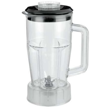 WARING COMMERCIAL CAC21 Blender Container with Lid and (Waring Replacement Container)
