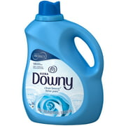 Downy Ultra Liquid Fabric Conditioner Clean Breeze 120 Loads 103 fl oz