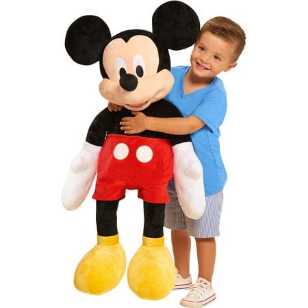 Disney Giant Character 40u0022 Plush, Mickey