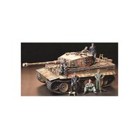 35194 1/35 German Tiger I Mid Production Multi-Colored