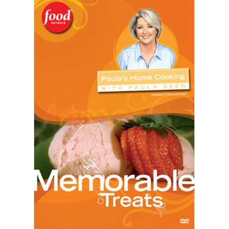 Paula Deen: Memorable Treats (DVD) - Paula Deen Halloween Desserts
