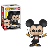 Funko POP Disney: Mickey's 90th - Conductor Mickey