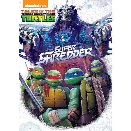Tales of the Teenage Mutant Ninja Turtles: Super Shredder (DVD)](Teenage Mutant Ninja Turtles Shredder)