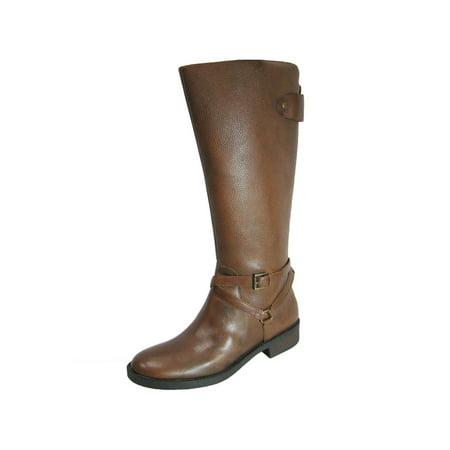 Enzo Angiolini - Enzo Angiolini Womens Saevon Leather Harness Boot ... c9f2297f9