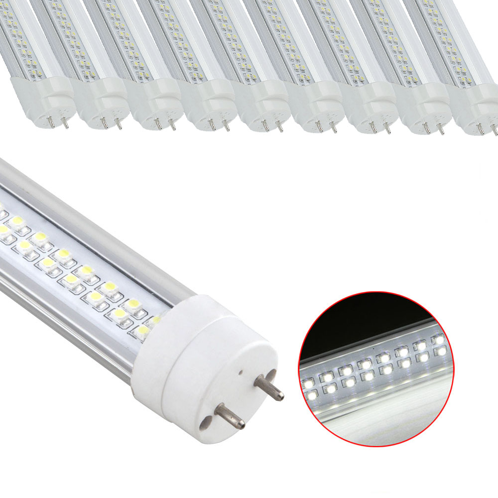 Zimtown (10-PACK)T8 4FT 20W(replace 60W fluorescent tube)...
