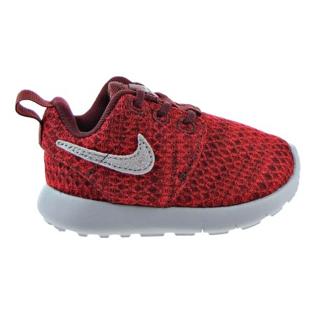 Nike Roshe One (TDV) InfantToddlers Shoes Dark Team Red Wolf Grey