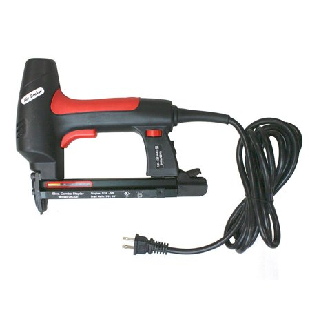 "Image of Air Locker U630E - Electric 22 Gauge 3/8"" Crown Upholstery Stapler / 18 Gauge Brad Nailer"