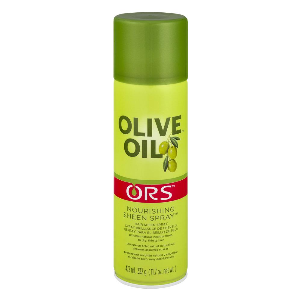 ORS Olive Oil Nourishing Sheen Spray, 11.7 OZ