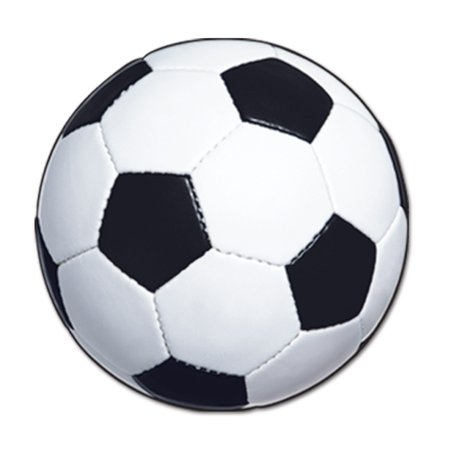 Soccer Ball Cutout (Pack of 24) - image 1 de 1