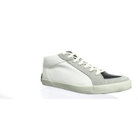 GBX Mens White Fashion Sneaker Size 11