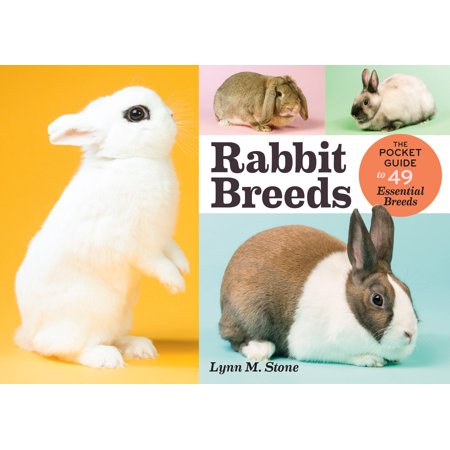 Rabbit Breeds - Paperback