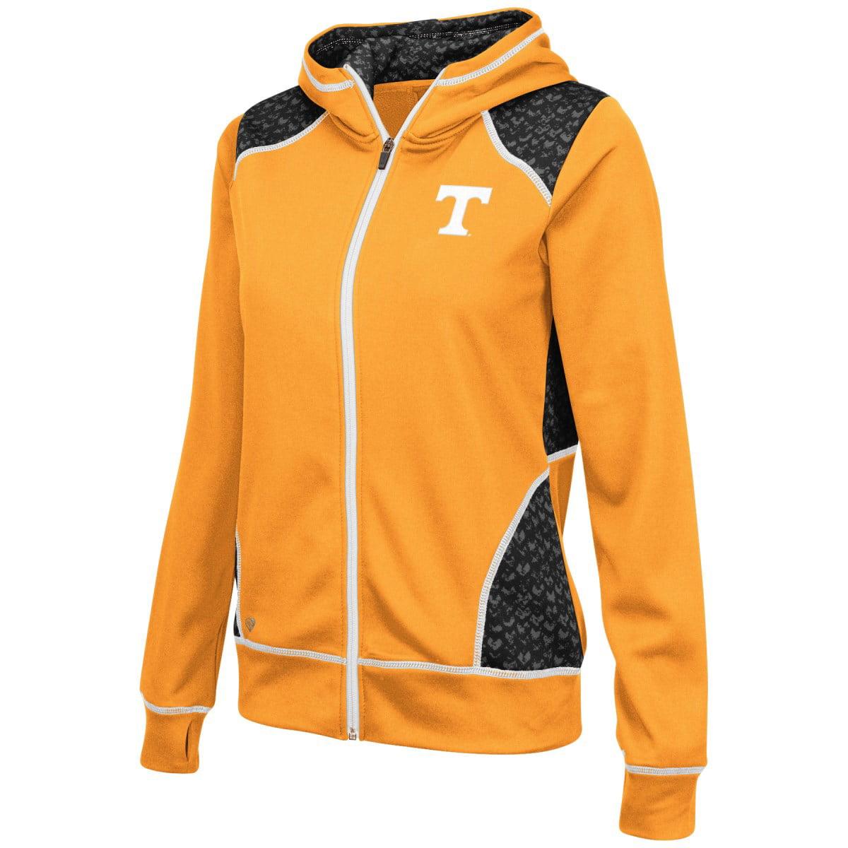 "Tennessee Volunteers Women's NCAA ""Scaled"" Full Zip Premium Jacket by Colosseum"