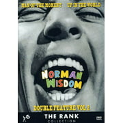 Norman Wisdom Double Feature Volume 2: Man of the Moment / Up in the World (DVD)