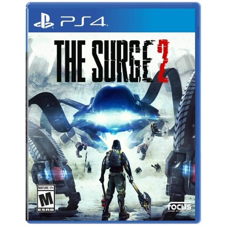 The Surge 2, Maximum Games, PlayStation 4, 859529007386
