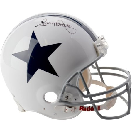 Tony Dorsett Dallas Cowboys Autographed Throwback Pro Line Helmet - Fanatics Authentic Certified