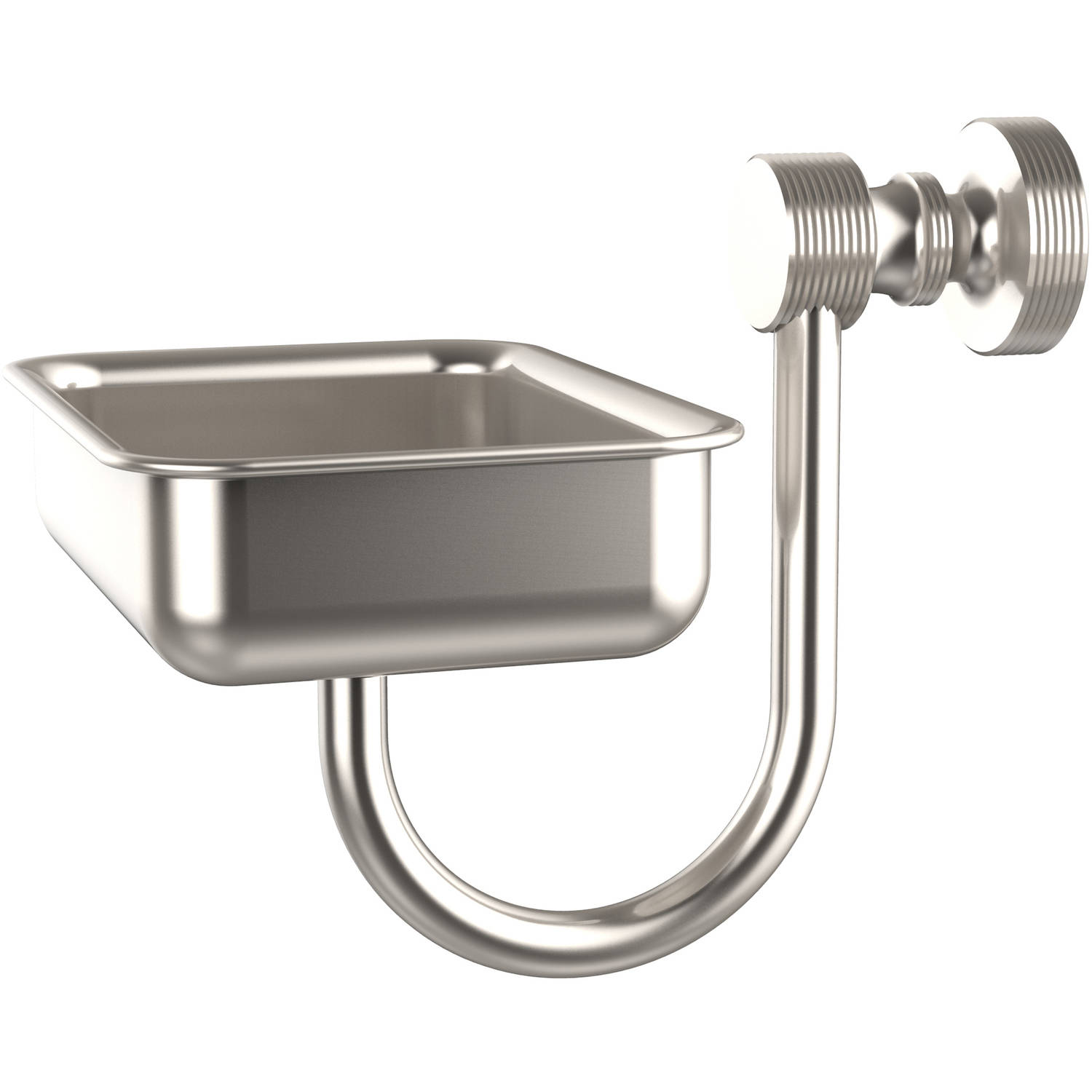 Foxtrot Collection Wall-Mounted Soap Dish (Build to Order)