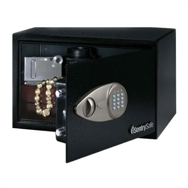 SentrySafe X055 Small Security Safe with Electronic Lock