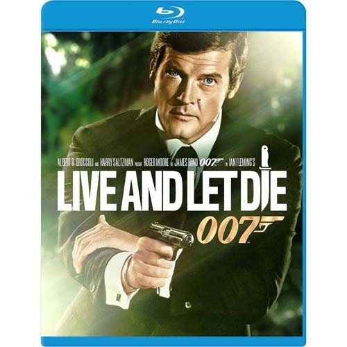 Live And Let Die (Ultimate Edition) (Blu-ray) (Widescreen)