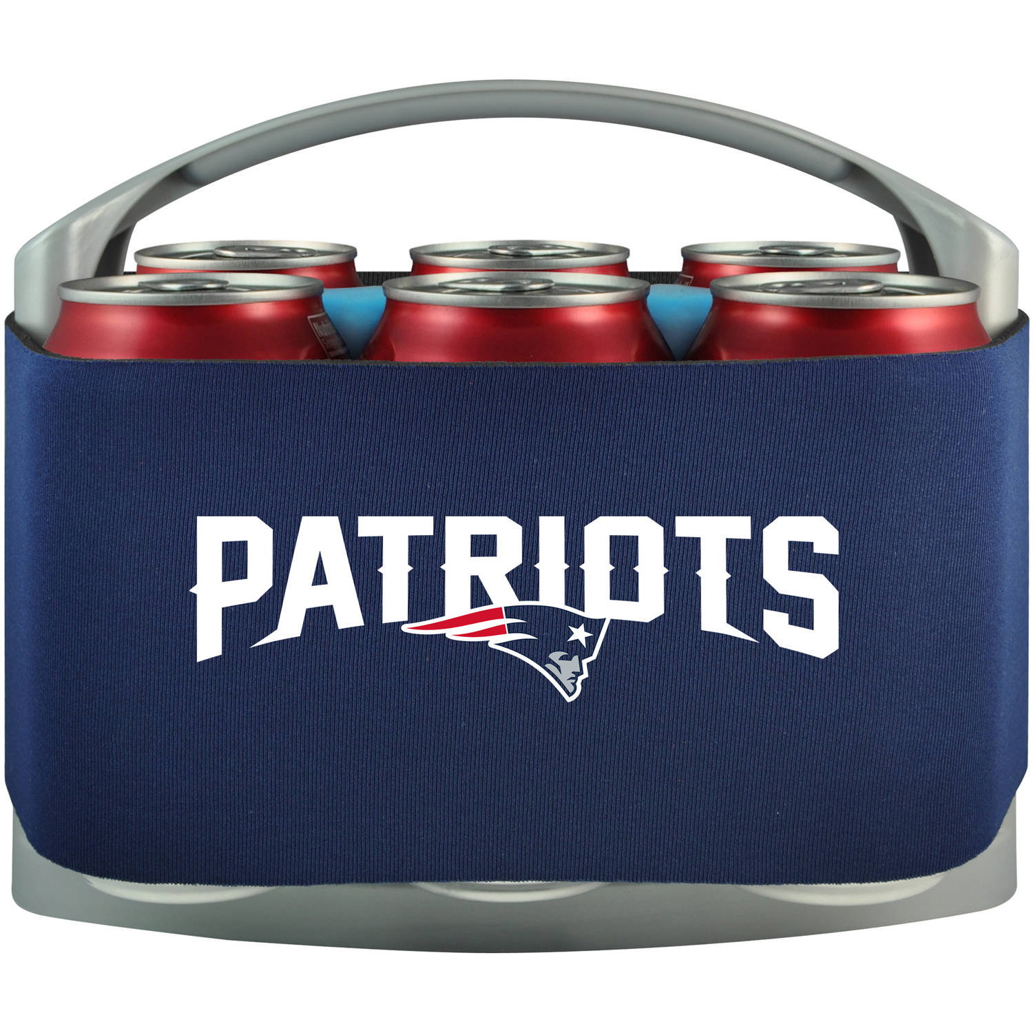 NFL New England Patriots Cool 6 Cooler