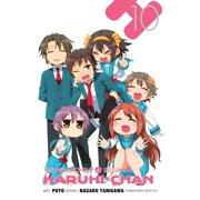 The Melancholy of Suzumiya Haruhi-chan, Vol. 10 - eBook