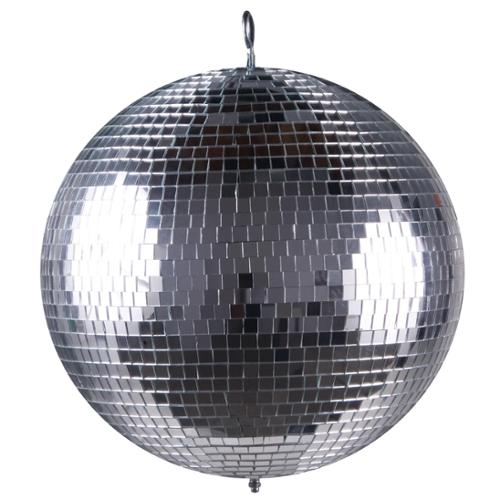 American DJ M-2020 20 Inch Disco Party Club Lighting Glass Mirror Ball Effect by American DJ