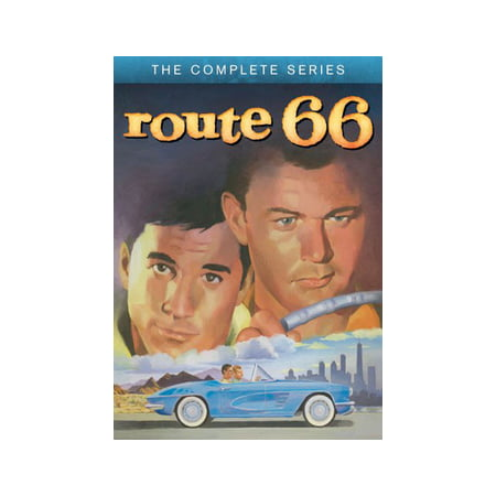 Route 66 Riders (Route 66: The Complete Series (DVD) )