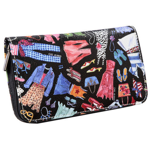 Sydney Love Wardrobe Large Zip Around Wallet
